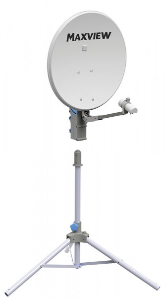 MAXVIEW Sat-Anlage Precision mit Stativ