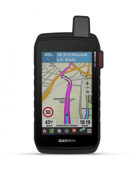 GARMIN Montana 700i Outdoor GPS mit Touchscreen inkl. TopoActive Europa