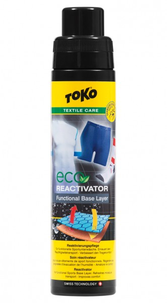 TOKO Eco Functional Sportswear Care - Spezialpflege - 250ml