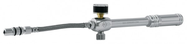 SKS Dämpferpumpe MSP mit Manometer- Federgabelpumpe- 20 bar