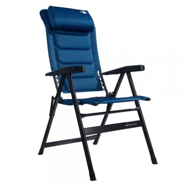 FRANKANA HighQ Comfortable - Campingstuhl - Blueline