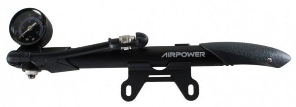 AIRPOWER GS-41P- Federgabelpumpe- Autoventil- Manometer- Luftpumpe