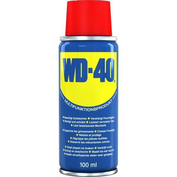 WD-40 Classic Multifunktionsöl- Sprühdose mit Schnorchel- 100ml