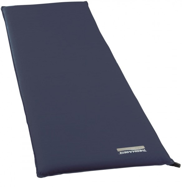 THERM-A-REST BaseCamp Thermoluftmatratze - Large - Blue Night