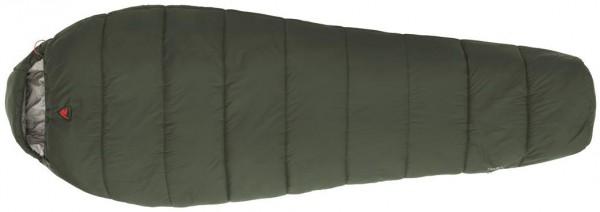ROBENS Glacier I Junior - Kinderschlafsack in Mumienform - grün