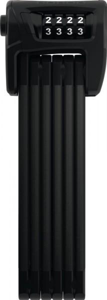ABUS Bordo Combo 6100/90 Faltschloss black ohne Halter