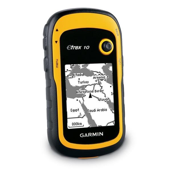 Garmin eTrex 10 das Einsteigergerät zum Geocachen GPS - Handgerät