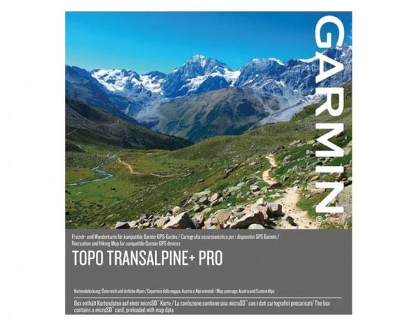 GARMIN TOPO Trans Alpin+ PRO microSD™/SD™- 2020 Version