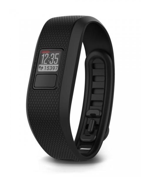Garmin Vivofit 3 Regular M-L - Fitness Tracker - 137-195 mm, Schwarz
