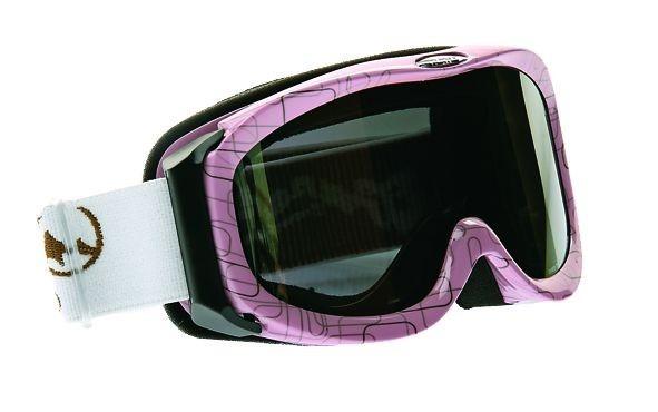 Trans Powder Girl Soft Pink Skibrille