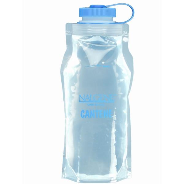 NALGENE Pe Faltflasche - Trinkflasche - 1 Liter