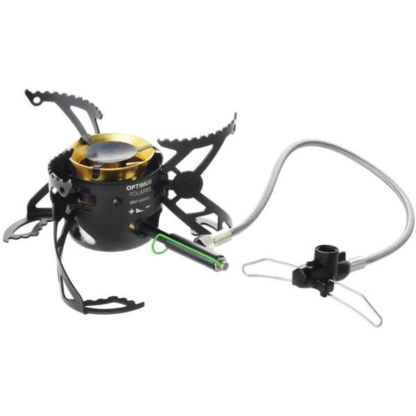 OPTIMUS Polaris Optifuel- Multifuelkocher- Mehrstoffkocher- 4,2kW