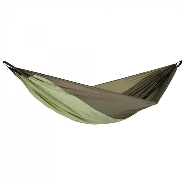 AMAZONAS Silk Traveller Thermo - Leichthängematte - green