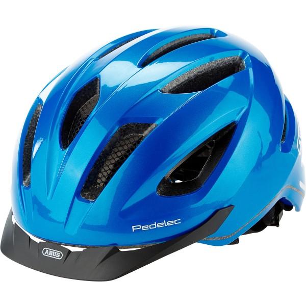 ABUS Pedelec 1.1 E-Bike Helm - steel-blue