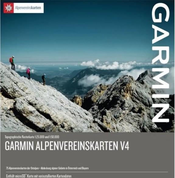 GARMIN Alpenvereinskarten V4 - microSD/SD - Karte