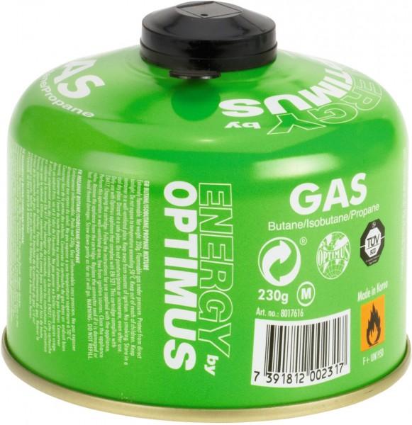 OPTIMUS Universal Gas - Schraubgaskartusche - 230g