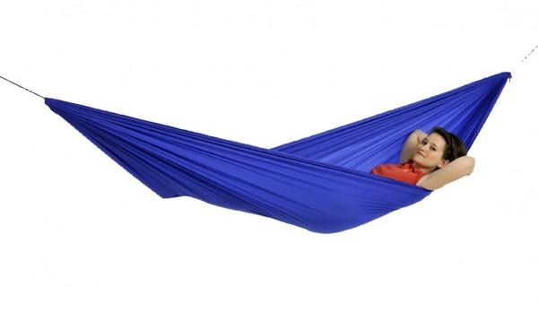 AMAZONAS Travel Set - Leichthängematte - blau
