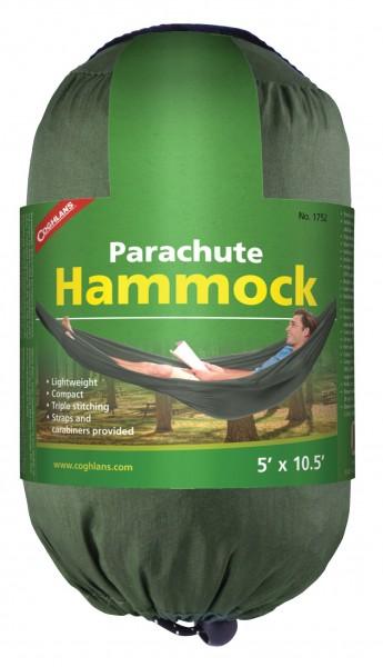 COGHLANS Hängematte Parachute - single grün