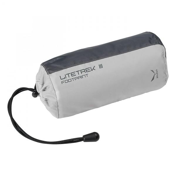 SALEWA Zeltunterlage für Litetrek III (grey) - Footprint