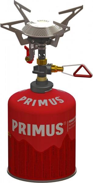 PRIMUS Powertrail Duo mit Piezo u. Regulierung - Gaskocher - 4,0kW
