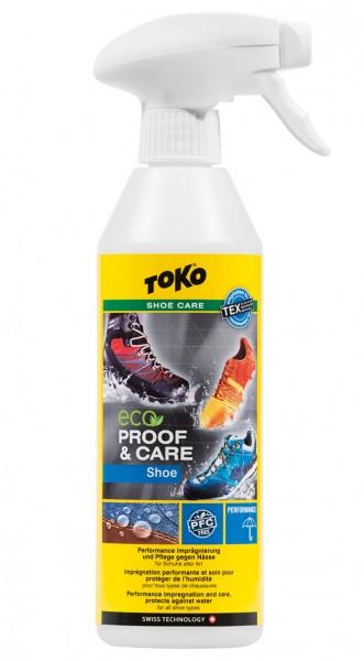 TOKO Eco Shoe Proof & Care Schuh - Pflegespray - 500 ml