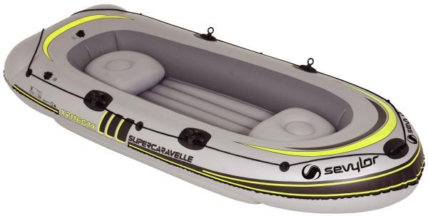 SEVYLOR XR116GTX-7 Super Caravelle - Schlauchboot - 4 Personen
