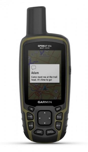 GARMIN GPSMAP 65s - GPS Outdoor - Navigationsgerät