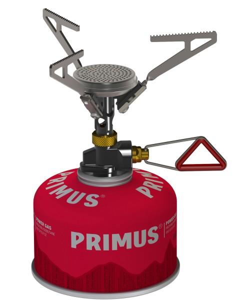 PRIMUS Microntrail - Gaskocher mit Piezo-Zündung u. Regulierung-2,6kW