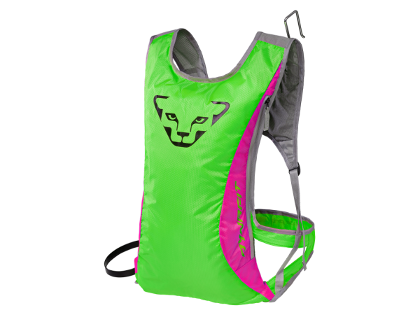 DYNAFIT Race Pro Rucksack- green/magenta - Ultralight