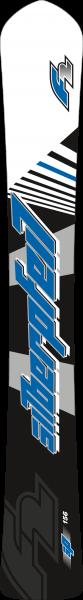 F2 Silberpfeil - Raceboard - Alpinboard - Snowboard - 2020