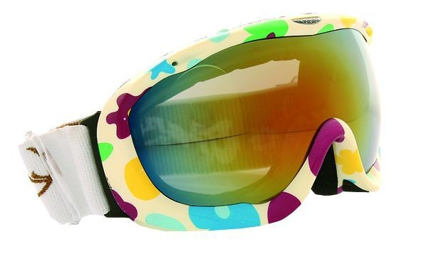 Trans Powder Girl Multicolor Goggle Skibrille