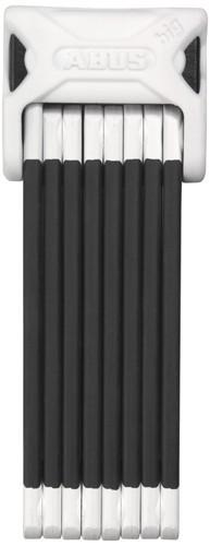 ABUS Bordo Big 6000 - 5,0mm - weiss - Faltbügelschloss