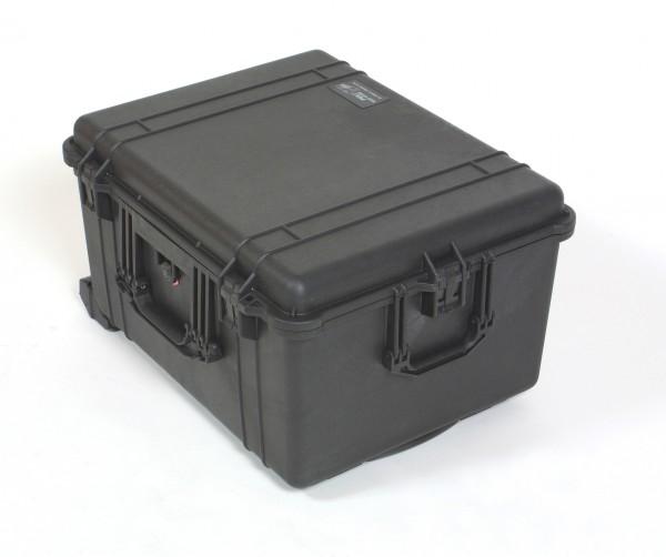 Peli Box 1620 mit Rollen - Transportbox - schwarz