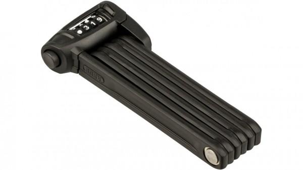 ABUS - Bordo Combo Lite 6150 - 5mm - schwarz - Zahlenfaltschloss