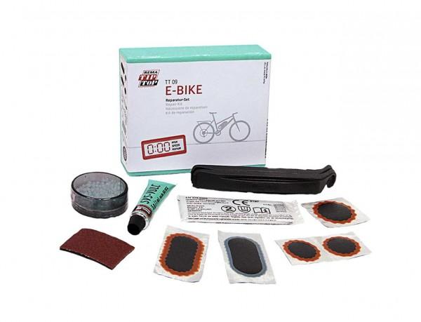 TIP TOP TT 09 - E-Bike - Flickzeug Set - Reifenreparatur