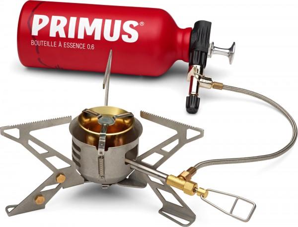 PRIMUS OmniFuel II - Mehrstoffkocher - 3,0kW mit Brennstoffflasche