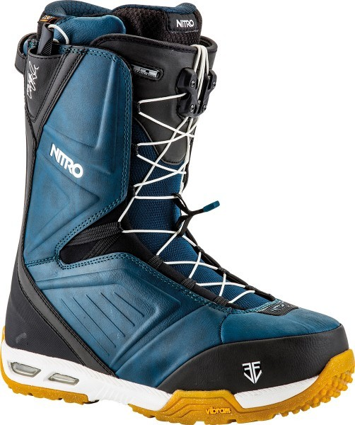 Nitro Team TLS Blue/Black/Eero Ettala Signature Color- Snowboardschuh
