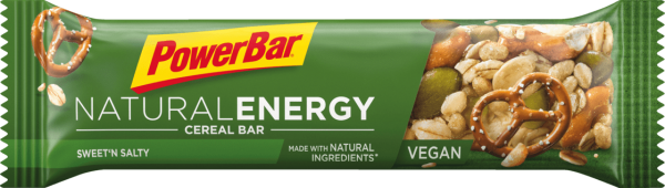 POWERBAR Nutural Energy- Riegel - sweet'n salty - VEGAN - 40g