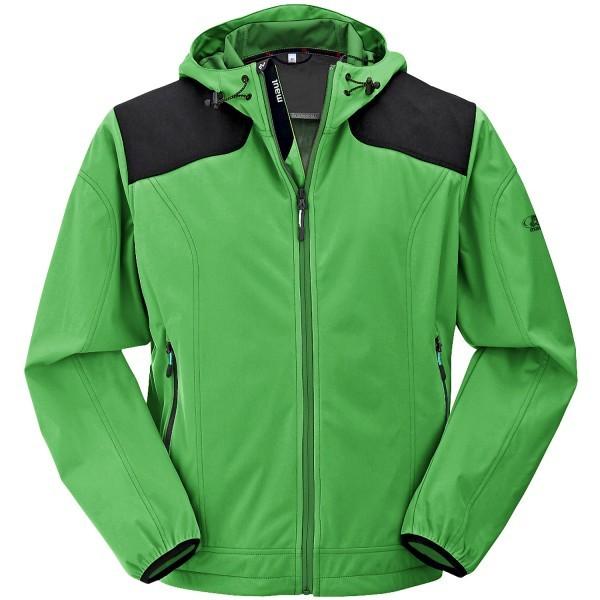 Maul Böckstein Softshell-Jacke Grün