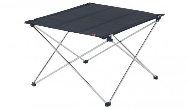 ROBENS Adventure Table S - Falttisch - 40,5 x 56cm - schwarz/silber