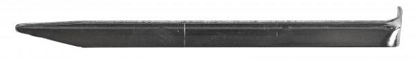 BASIC NATURE Aluhering - Winkel - 18cm - 10er Blisterpack