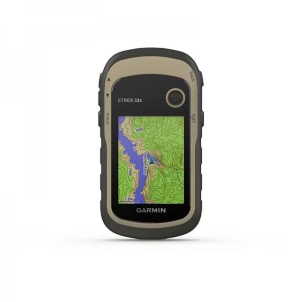 GARMIN eTrex 32x - Schwarz/Beige - Robustes GPS-Handgerät