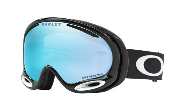 Oakley A Frame 2.0 PRIZM - Jet Black/Prizm Snow Sapphire Iridium