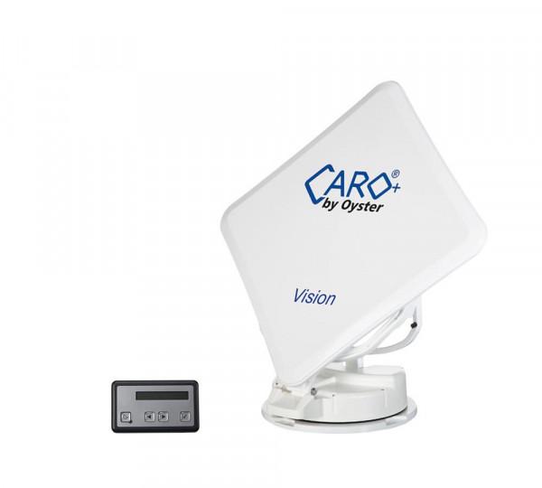 OYSTER Caro+ Vision SAT-Anlage automatisch Single LNB