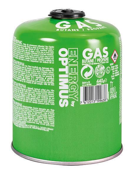 OPTIMUS Universal Gas - Schraubgaskartusche - 450g